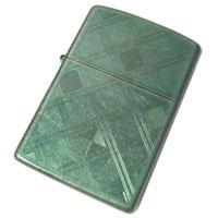 ミント・グリーン・ジッポー Mint Green