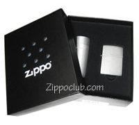 ライター&携帯灰皿・ギフトセット Lighter/Pocket Ashtray Gift Set