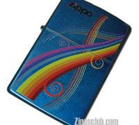 ジッポー・レインボー Zippo Rainbow