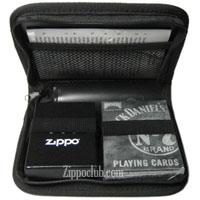 ジャックダニエル・ZIPPOライター&カード・セット J.D. Lighter&Card Set