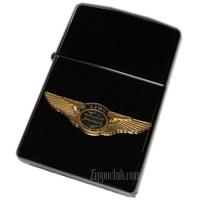 ハーレーダビッドソン110周年エンブレム・ジッポー Harley Davidson 110th Emblem