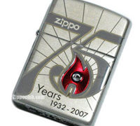 ZIPPO社創立75周年記念ジッポー限定版 75th Anniversary Collectible