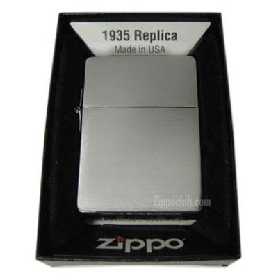 1935レプリカ・ジッポー・ウィズアウト・スラッシーズ 1935 Replica Zippo w/o Slashes