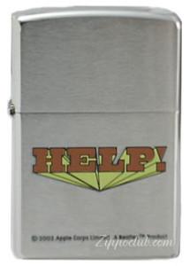ビートルズ・ヘルプ・ジッポー The Beatles-Help