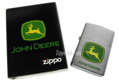 ジョンディア - Zippo John Deere