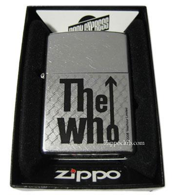 Zippo ザ・フー(The Who)