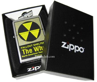 ZIPPO ザ・フー・ノース・アメリカン・ツアー1973