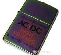 Zippo AC/DC ハイボルテージ