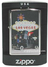 Road Trip Vegas ZIPPO