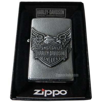 アイアン・イーグル・エンブレム・ジッポーライター H-D Iron Eagle Emblem Zippo