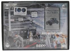 フォード100周年記念のZIPPOリミテッド・エディション