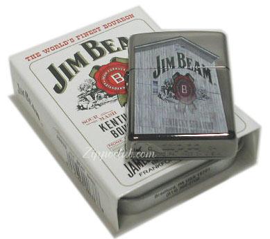 ジム・ビーム・ジッポー Jim Beam Barn