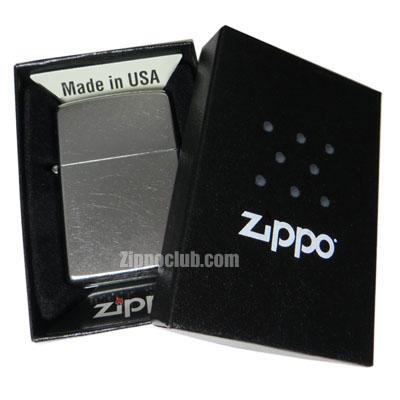 ストリート・クロム・ジッポー Zippo Street Chrome