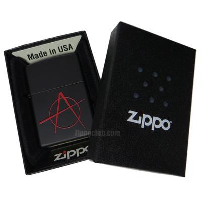 アナーキー・ジッポーライター Anarchy Zippo