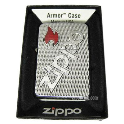 ジッポー・ボルテッド・アーマー Zippo Bolted Armor