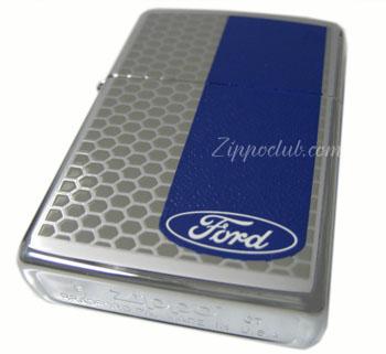 フォード・バーズ・ジッポー (Zippo Ford Bars)
