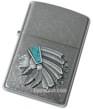 ネイティブ・チーフ・エンブレムNative Chief Emblem