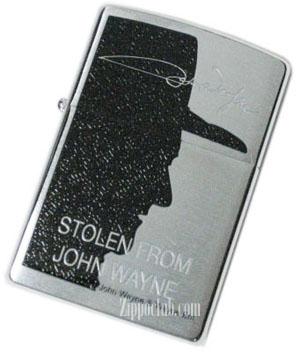 ジョン・ウェイン・リミテッド Zippo John Wayne Ltd.