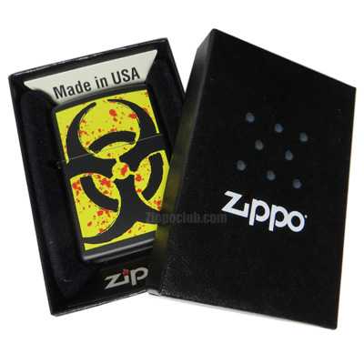ハザードダス・ジッポー Hazardous Zippo