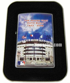ラストゲーム・アット・ヤンキースタジアム Zippo Last Game at Yankee Stadium