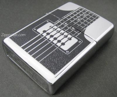 エレクトリックギター・ジッポー 250 ELGTR Zippo
