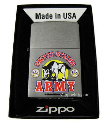 アメリカ陸軍ジッポー: U.S. Army