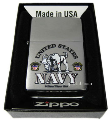 アメリカ海軍ジッポー :U.S. Navy