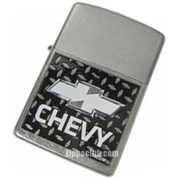 シェビー・ストリートクロム・ジッポー Chevy Street Chrome Zippo
