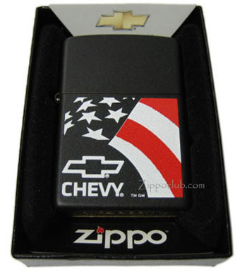 シェビー・アメリカン・ジッポー Chevy American Zippo