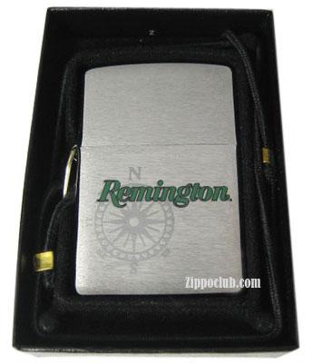 レミントン・ロスプルーフ – Zippo Remington Lossproof