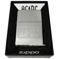 Zippo AC/DC