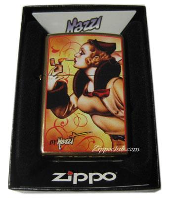 ウィンディ・ジッポー Windy Zippo By Mazzi
