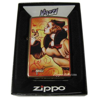 ウィンディ・ジッポー (Windy Zippo By Mazzi)