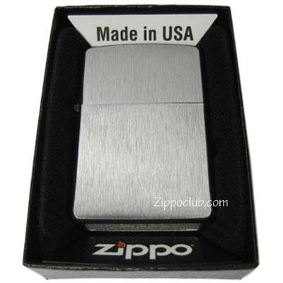 フレームド・クロム・ジッポー Framed Chrome Zippo