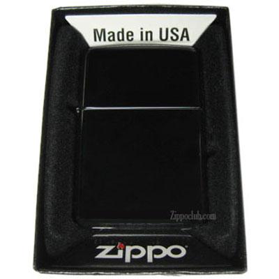エボニー・ジッポー Ebony Zippo
