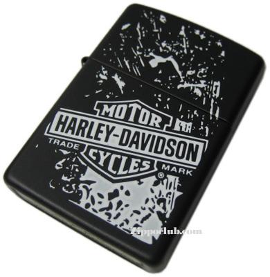 ハーレーダビッドソン・バー&シールド・トレードマーク・ジッポー H-D Bar&Shiled Trademark