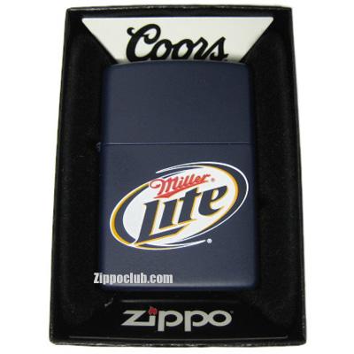 ミラー・ライト・ジッポー Miller Lite Zippo