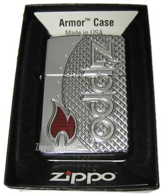 ZIPPOメッシュ・アーマー  Zippo Mesh Armor