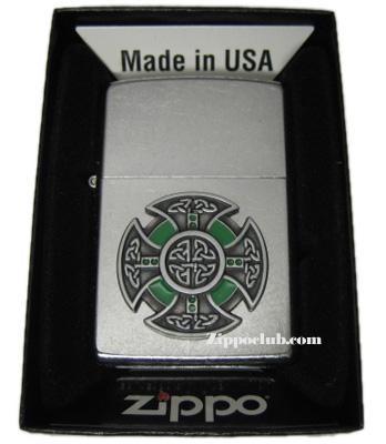 セルティック・エンブレム・ジッポー Celtic Emblem Zippo