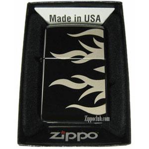 タトゥー・フレーム・ジッポー Tattoo Flame Zippo