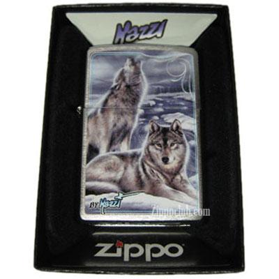 Mazziウィンター・ジッポー Mazzi Winter Zippo