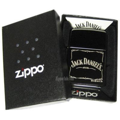 ジャックダニエル・ブラックアイス Jack Daniel's Black Ice Zippo