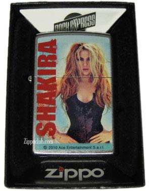 Zippo  Shakira She Wolf
