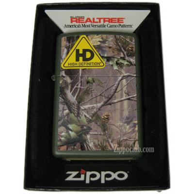 リアルツリーAPGジッポー (Zippo Realtree APG)