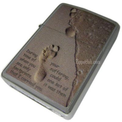 フートプリント・イン・サンド  Footprint in Sand