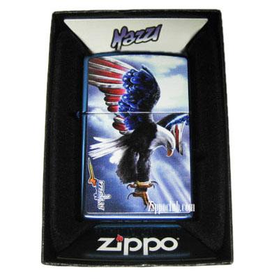 イーグル・アメリカ・ジッポー Mazzi Eagle America Zippo