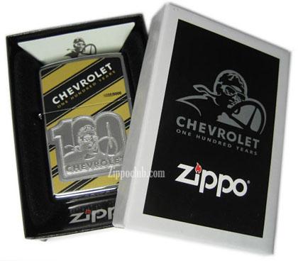 シボレー・センテニアル・ジッポー Chevy Centennial Zippo