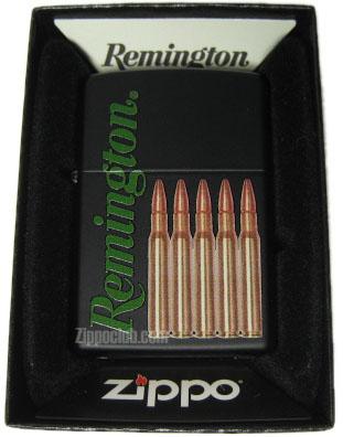 レミントン・ボレット・ジッポー Remington Bullets Zippo