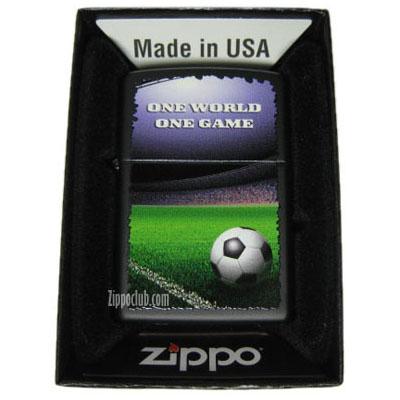 ワン・ワールド・ワン・ゲーム・ジッポー One World One Game Zippo