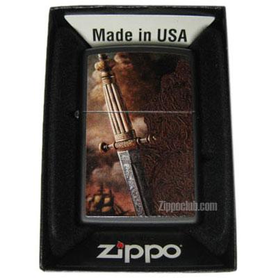 ソード・オブ・ウォー・ジッポー Sword of War Zippo